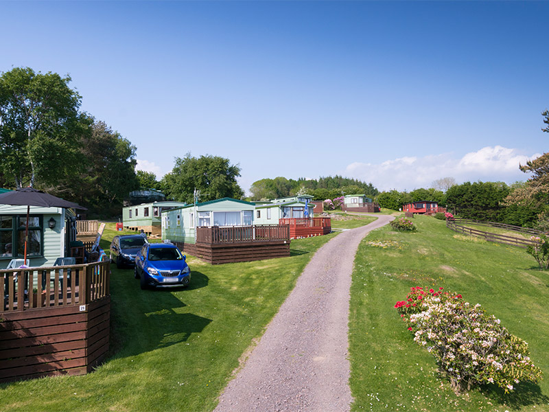 Seaward accommodation